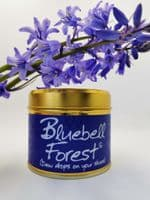 Lily-Flame Candles - Bluebell Forest